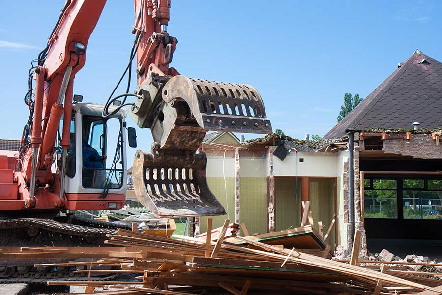 How Much Does It Cost To Demolish A House