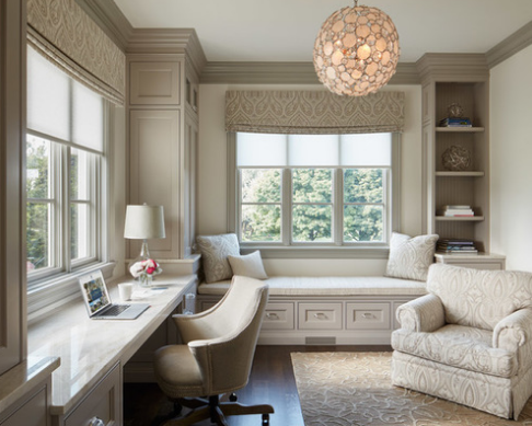 The Latest In Home Office Trends